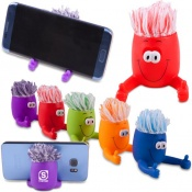 Eye Popper Toy Screen Cleaner & Phone Stand